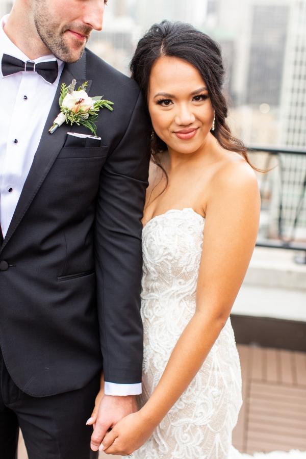 Ravenswood Event Center Chicago Wedding Alexandra Lee Photography (19)
