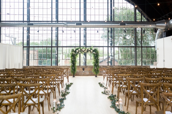 Ravenswood Event Center Chicago Wedding Alexandra Lee Photography (2)