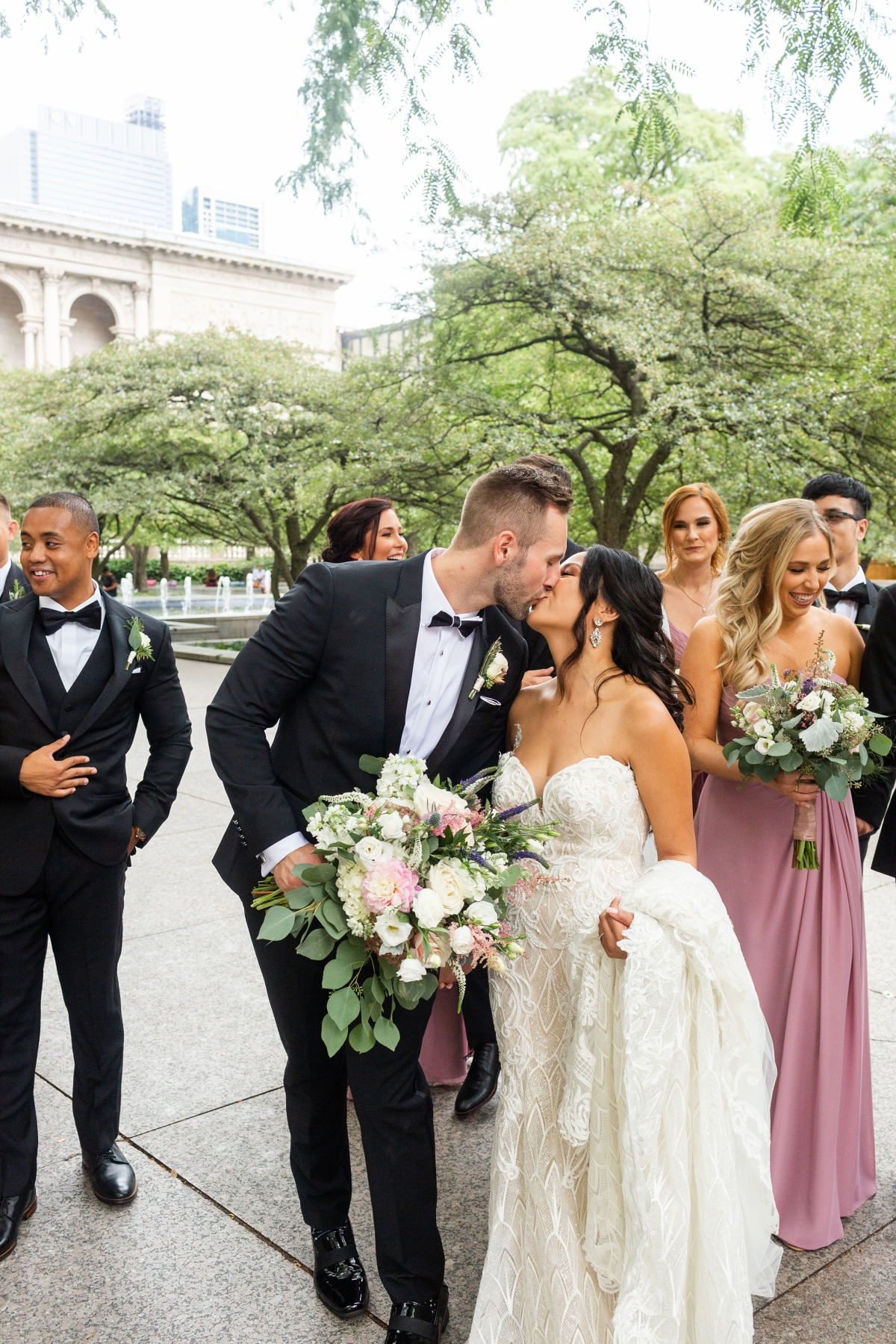 Ravenswood Event Center Chicago Wedding Alexandra Lee Photography 20