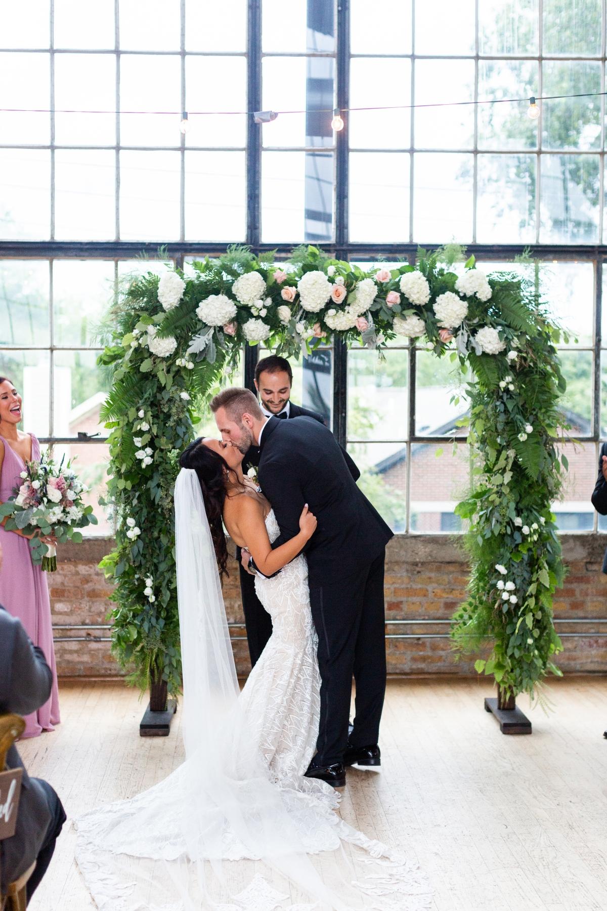 Ravenswood Event Center Chicago Wedding Alexandra Lee Photography 58