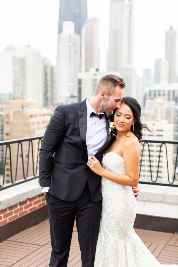 Ravenswood Event Center Chicago Wedding Alexandra Lee Photography (6)