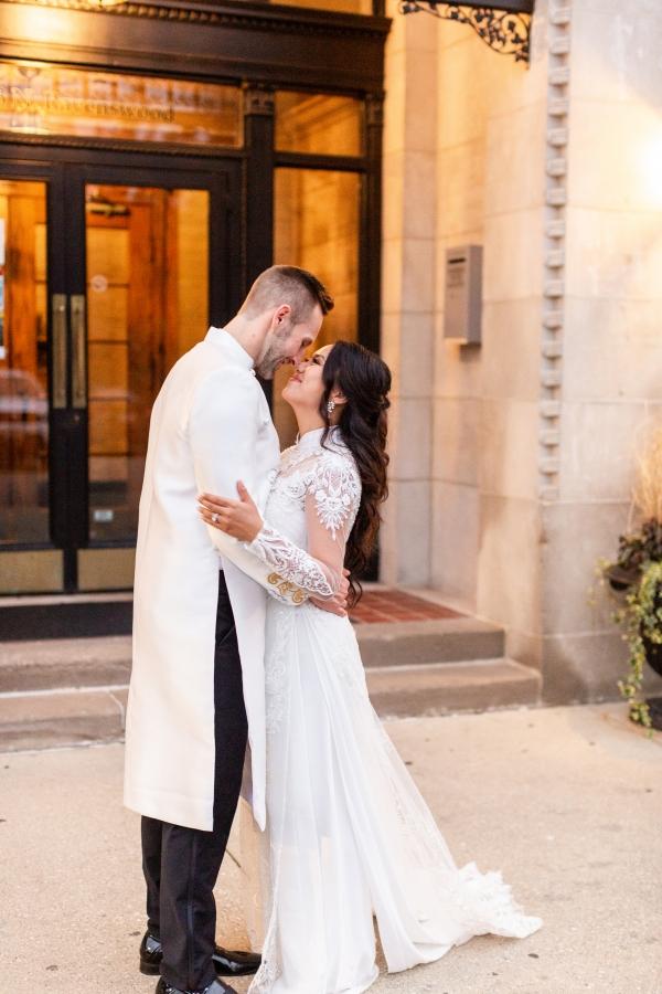 Ravenswood Event Center Chicago Wedding Alexandra Lee Photography (69)