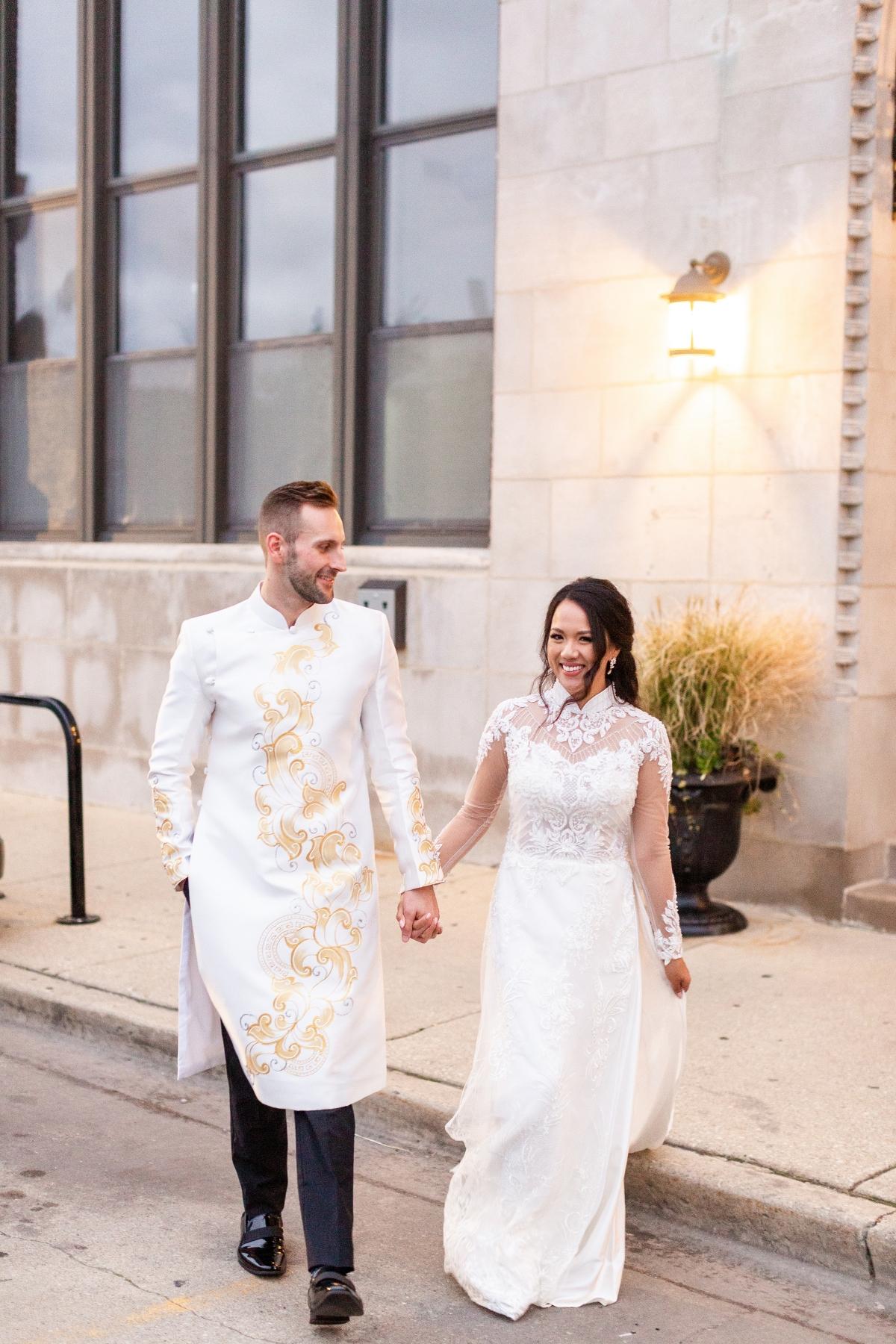 Ravenswood Event Center Chicago Wedding Alexandra Lee Photography 71