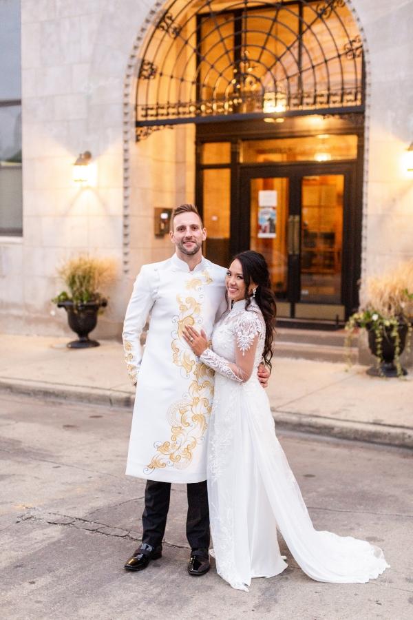 Ravenswood Event Center Chicago Wedding Alexandra Lee Photography (72)