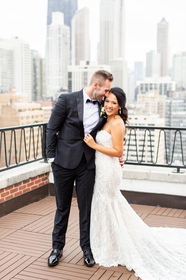 Ravenswood Event Center Chicago Wedding Alexandra Lee Photography (8)