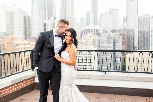 Ravenswood Event Center Chicago Wedding Alexandra Lee Photography (9)