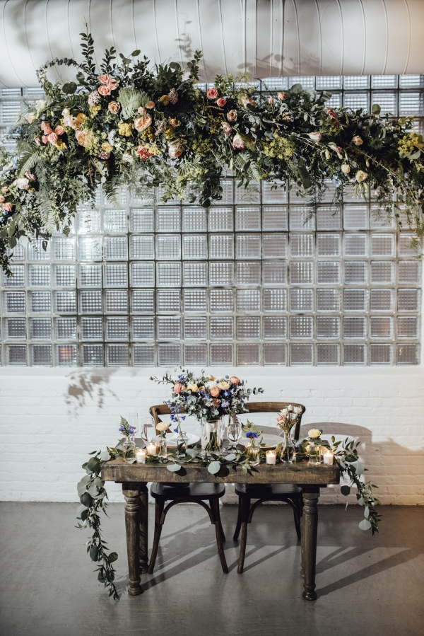 Room 1520 Chicago Wedding Anemone Chicago