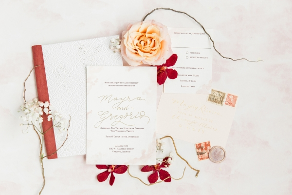 Colorful Spanish Wedding Inspiration Lakeshore in Love Photography by Lauryn (12)