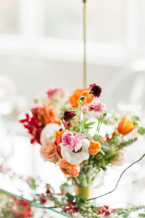 Colorful Spanish Wedding Inspiration Lakeshore in Love Photography by Lauryn (163)