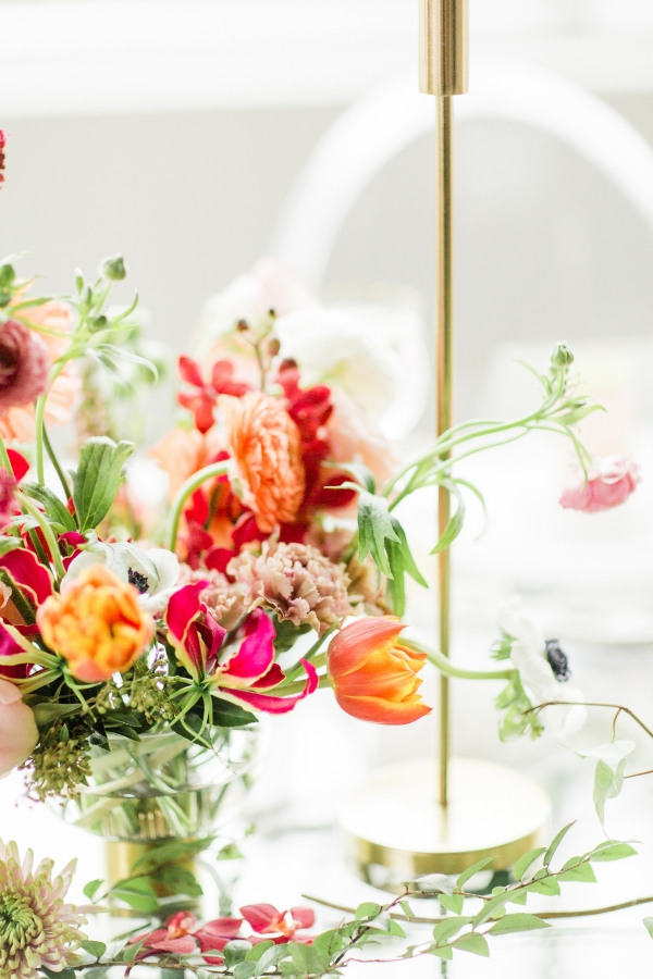 Colorful Spanish Wedding Inspiration Lakeshore in Love Photography by Lauryn (165)