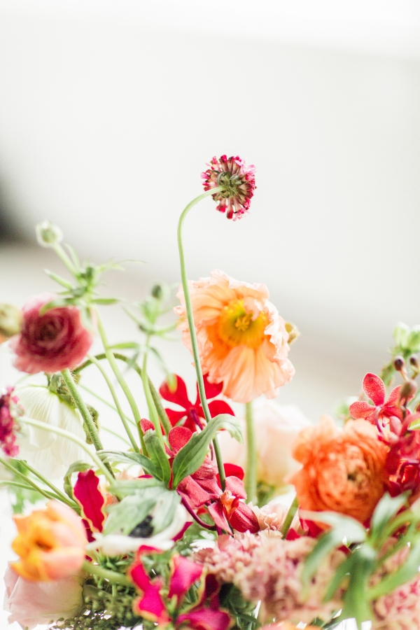 Colorful Spanish Wedding Inspiration Lakeshore in Love Photography by Lauryn (170)