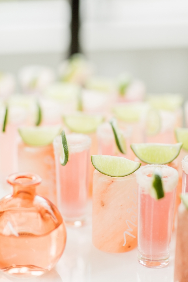 Colorful Spanish Wedding Inspiration Lakeshore in Love Photography by Lauryn (174)