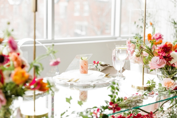 Colorful Spanish Wedding Inspiration Lakeshore in Love Photography by Lauryn (267)