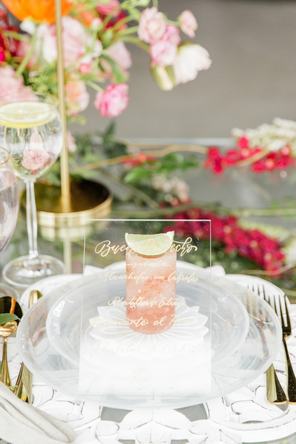 Colorful Spanish Wedding Inspiration Lakeshore in Love Photography by Lauryn (292)