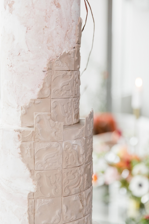 Colorful Spanish Wedding Inspiration Lakeshore in Love Photography by Lauryn (304)