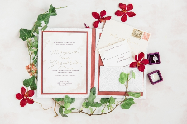 Colorful Spanish Wedding Inspiration Lakeshore in Love Photography by Lauryn (5)