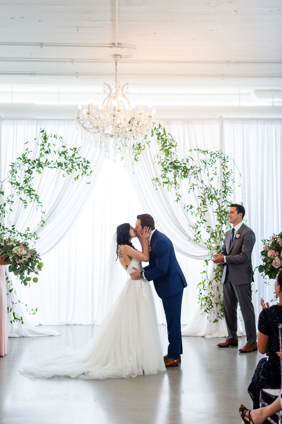 Room 1520 Chicago Wedding from Alexandra Lee Photography 59
