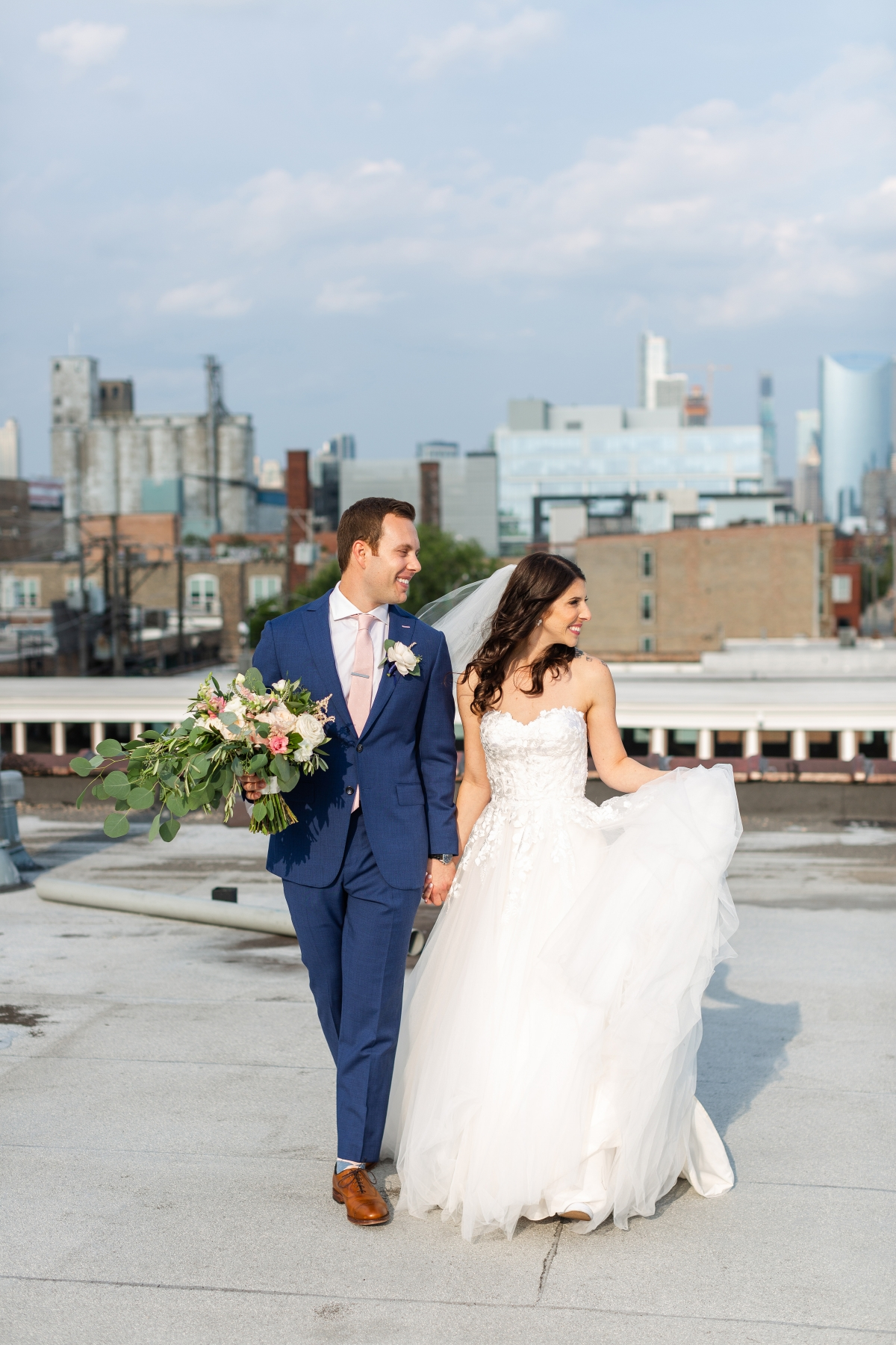 Room 1520 Chicago Wedding from Alexandra Lee Photography 63
