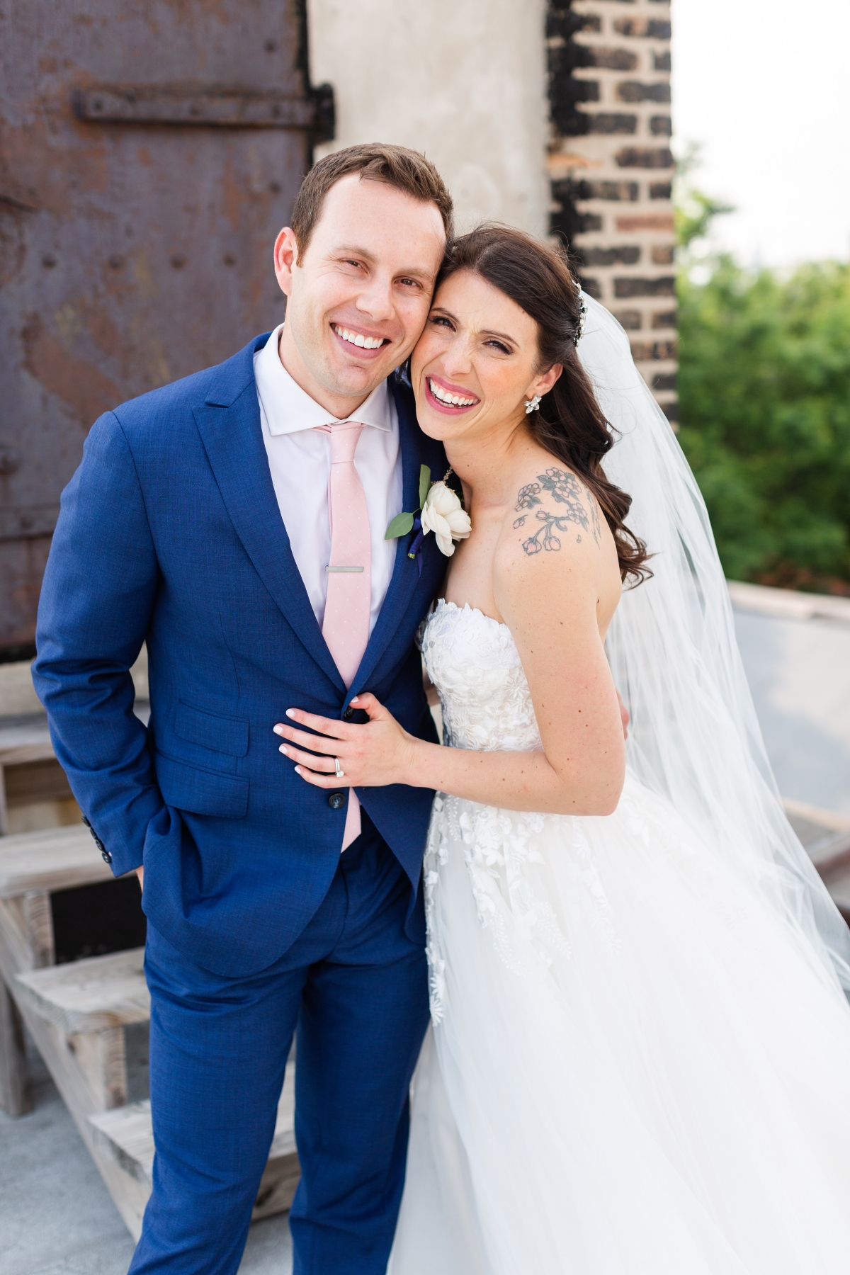 Room 1520 Chicago Wedding from Alexandra Lee Photography 7