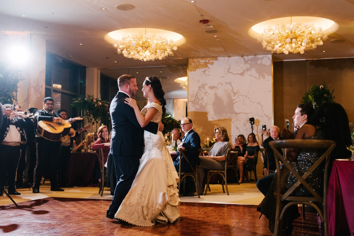 Viceroy Chicago Wedding from Anemone Chicago 29