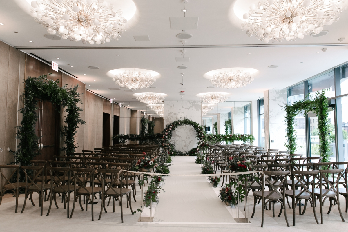Viceroy Chicago Wedding from Anemone Chicago 5