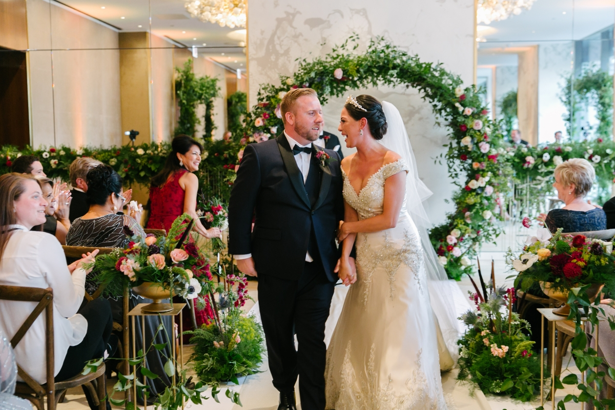Viceroy Chicago Wedding from Anemone Chicago 7