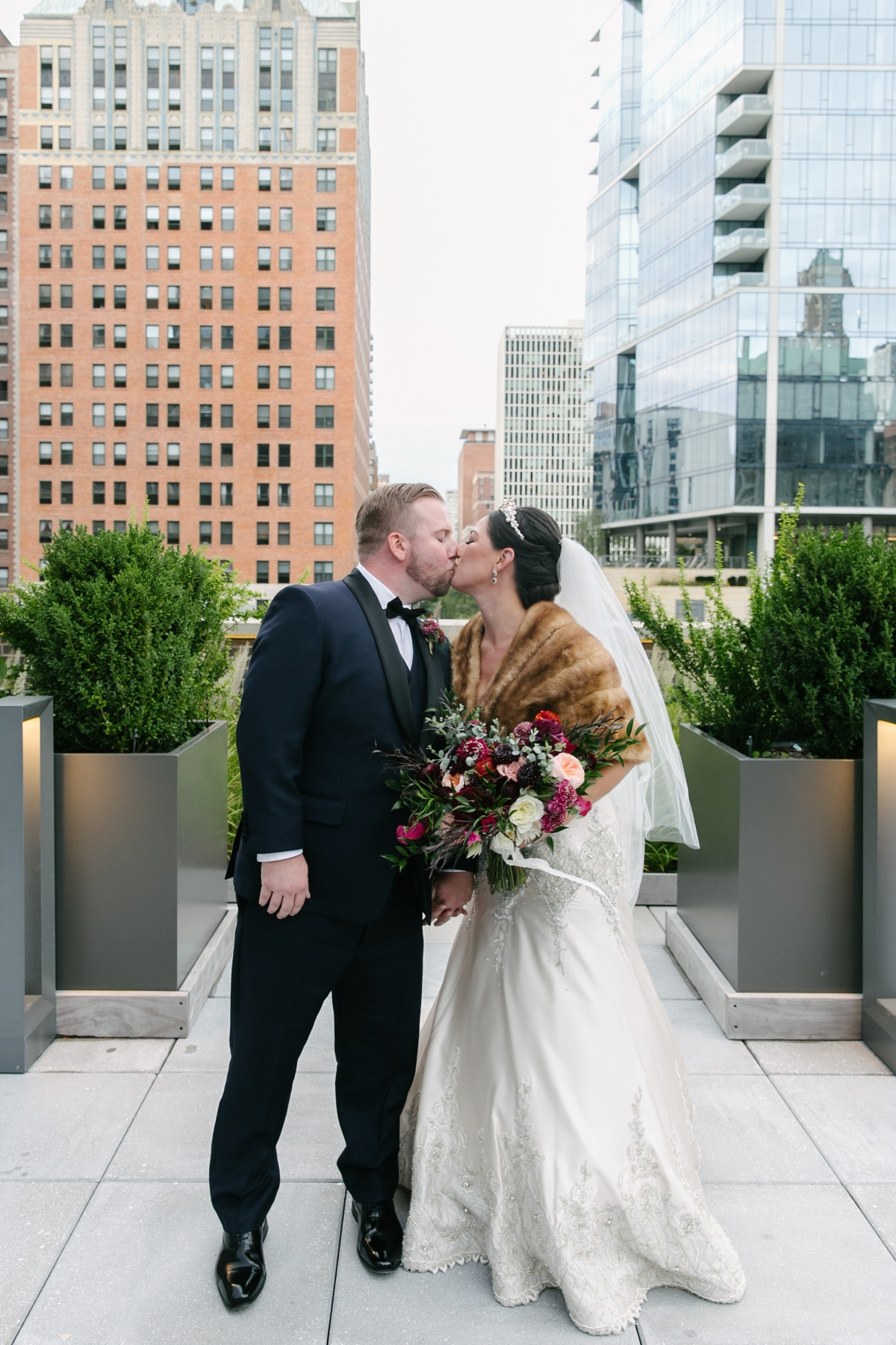 Viceroy Chicago Wedding from Anemone Chicago 8