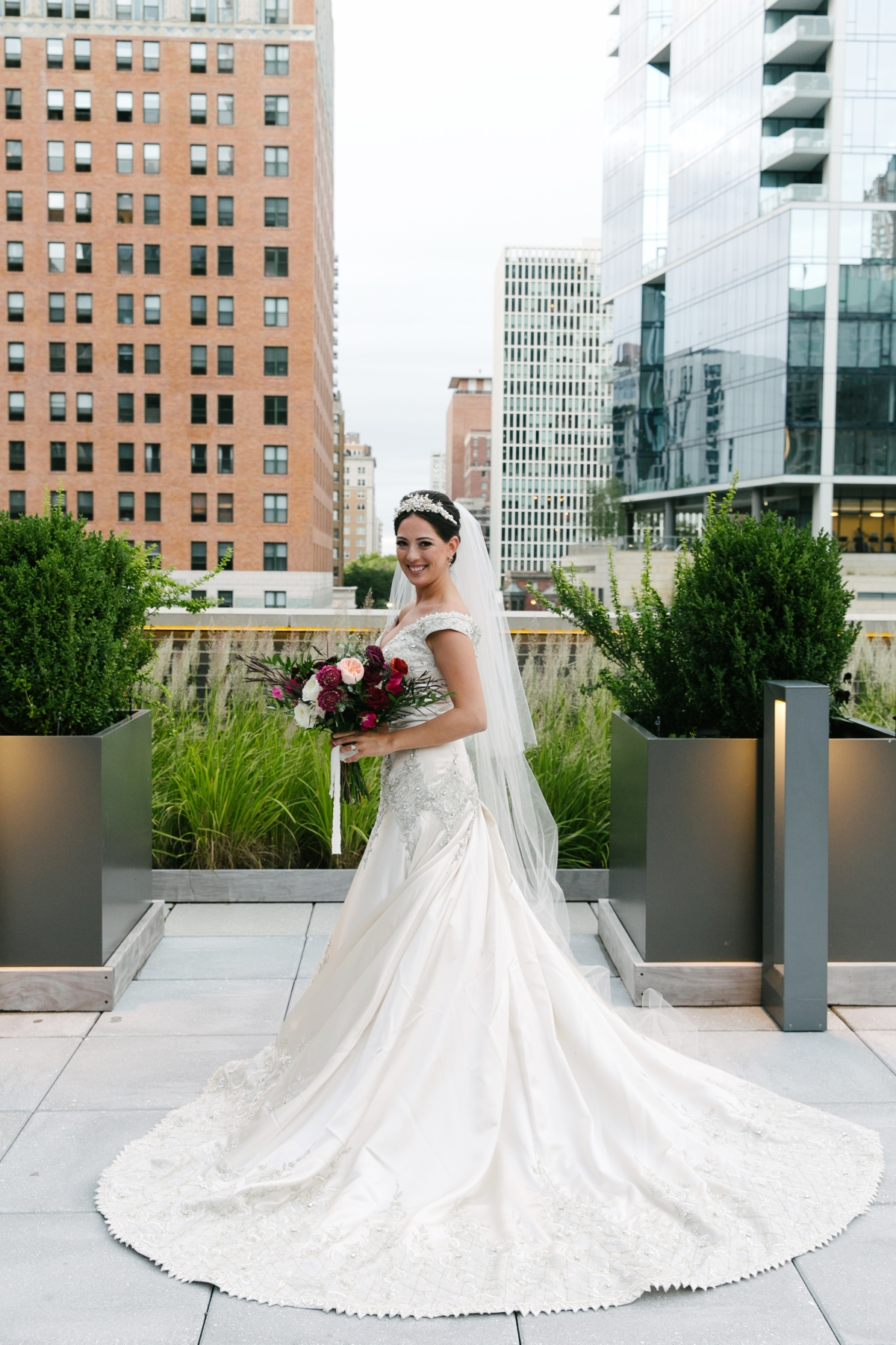 Viceroy Chicago Wedding from Anemone Chicago 9