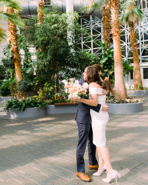Jessica Aaron Wedding Navy Pier Chicago IL 202049