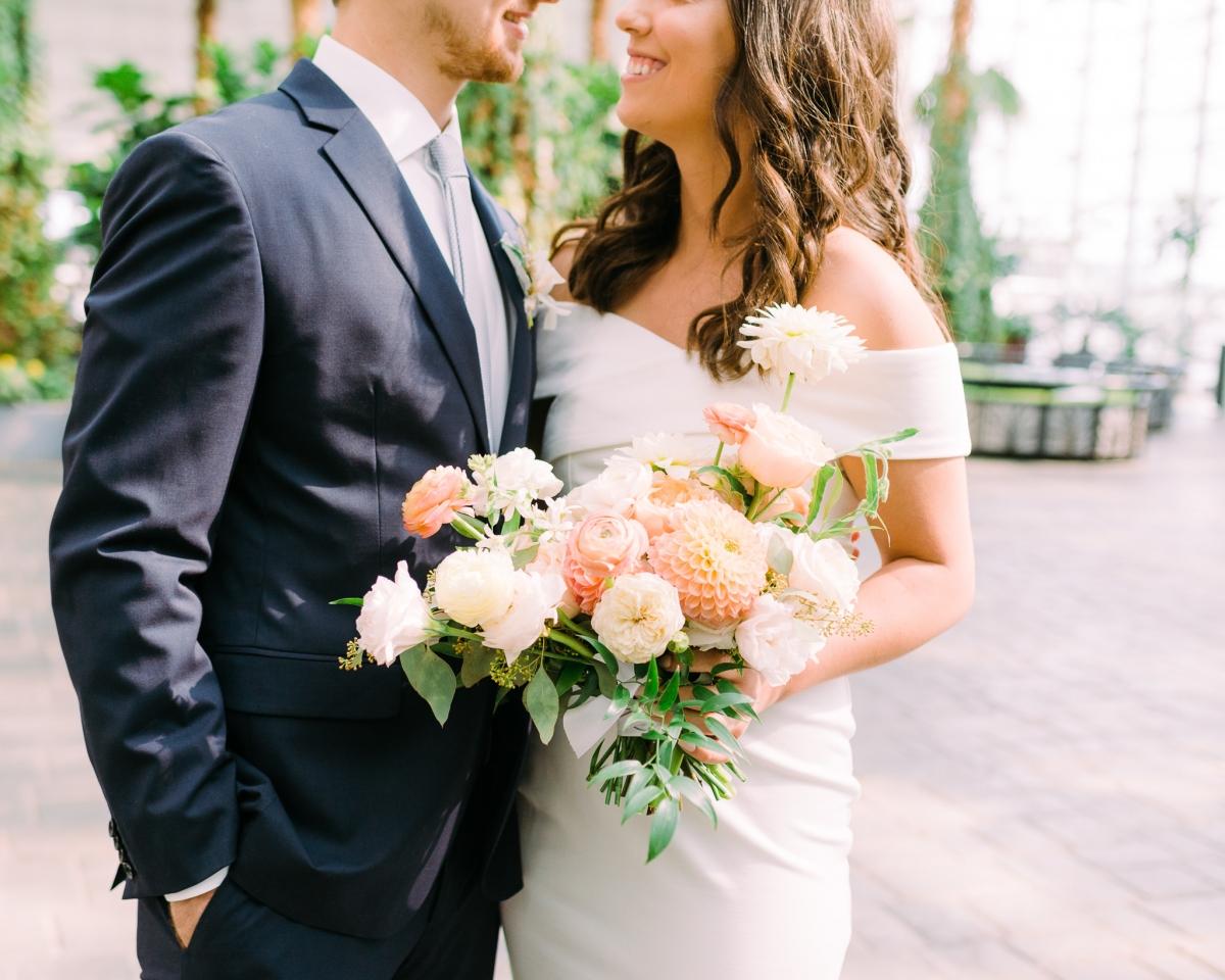 Jessica Aaron Wedding Navy Pier Chicago IL 202051