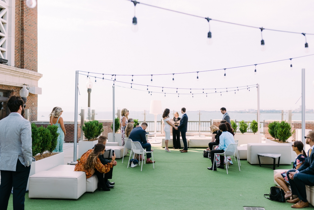 Jessica Aaron Wedding Navy Pier Chicago IL 202081