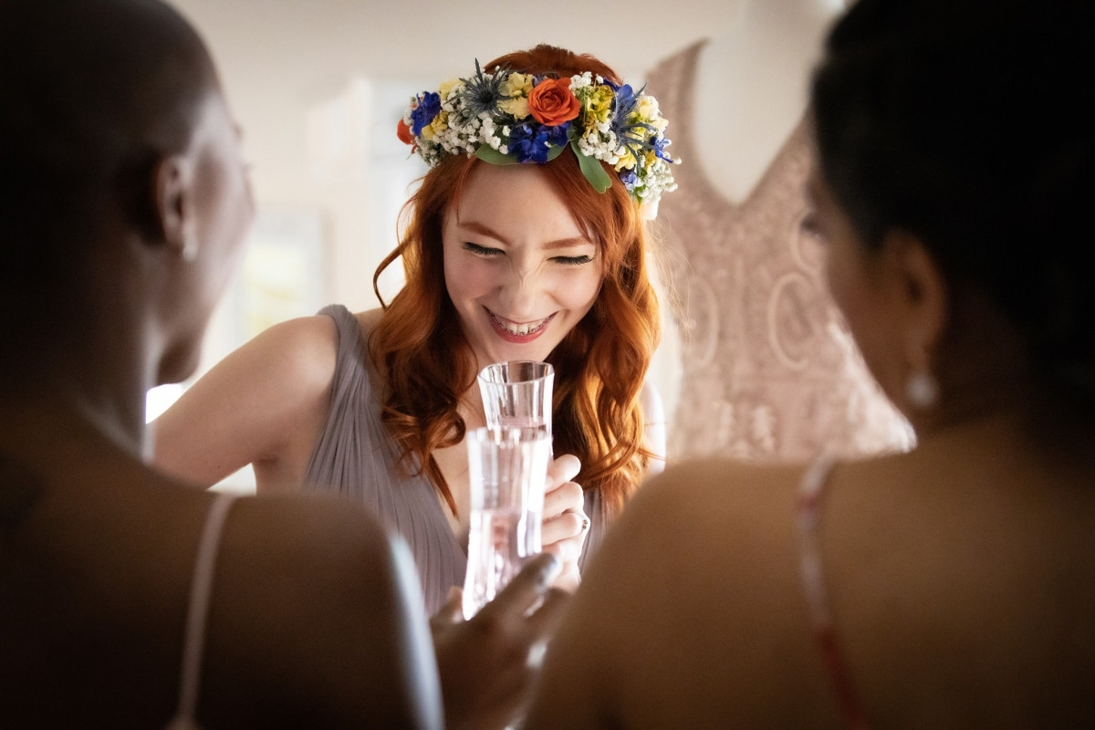 A Day in the Life of a Bridesmaid