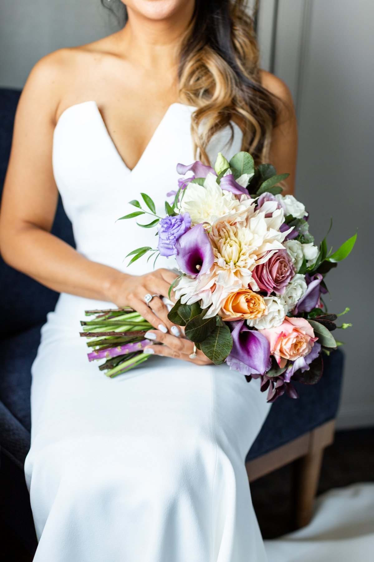 Sleek and Modern with a Splash of Color at Venue SIX10