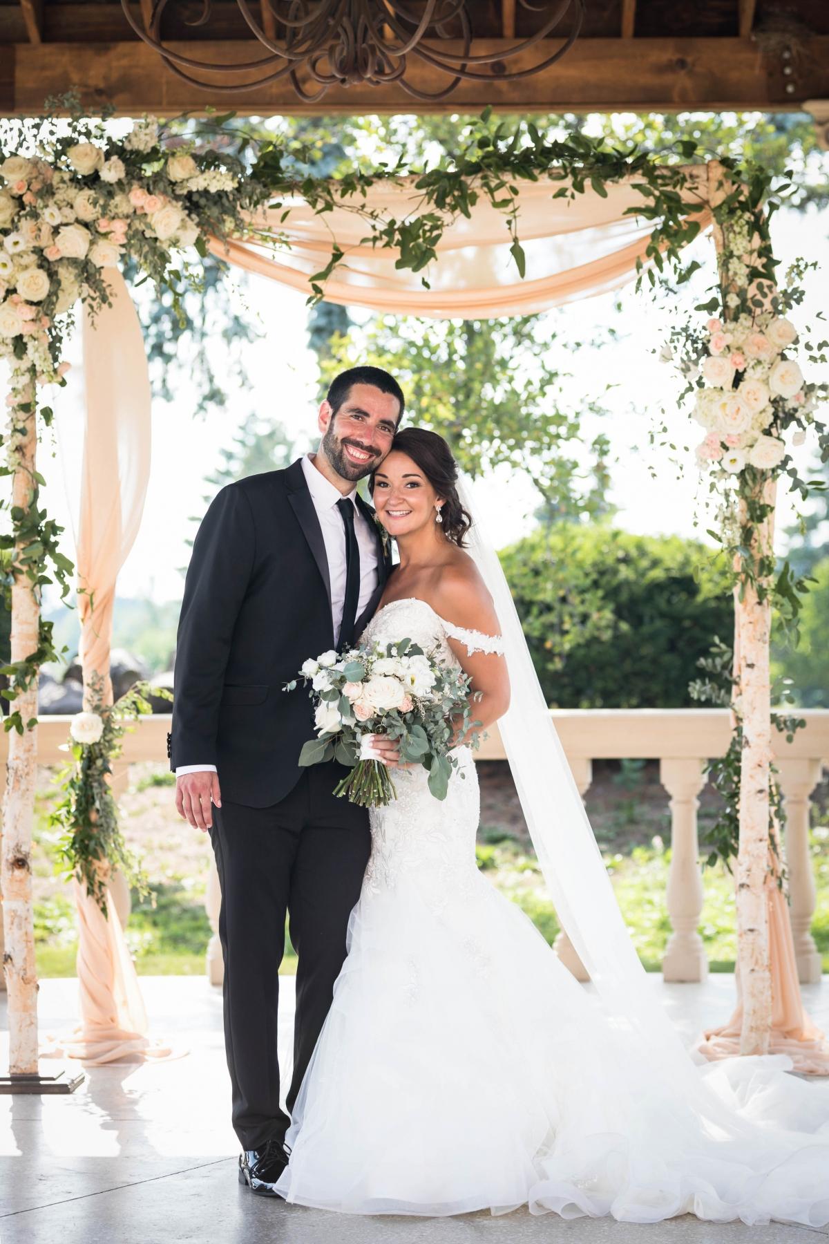 COVID Safe Wedding at The Drake Oakbrook