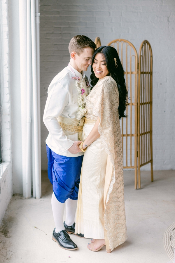 East meets west: three asian american styled shoots
