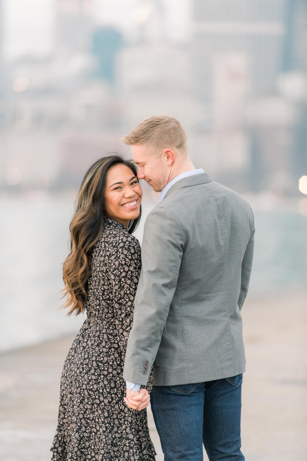 Melissa-Chris-North-Ave-Beach-Lincoln-Park-Chicago-Engagement-11
