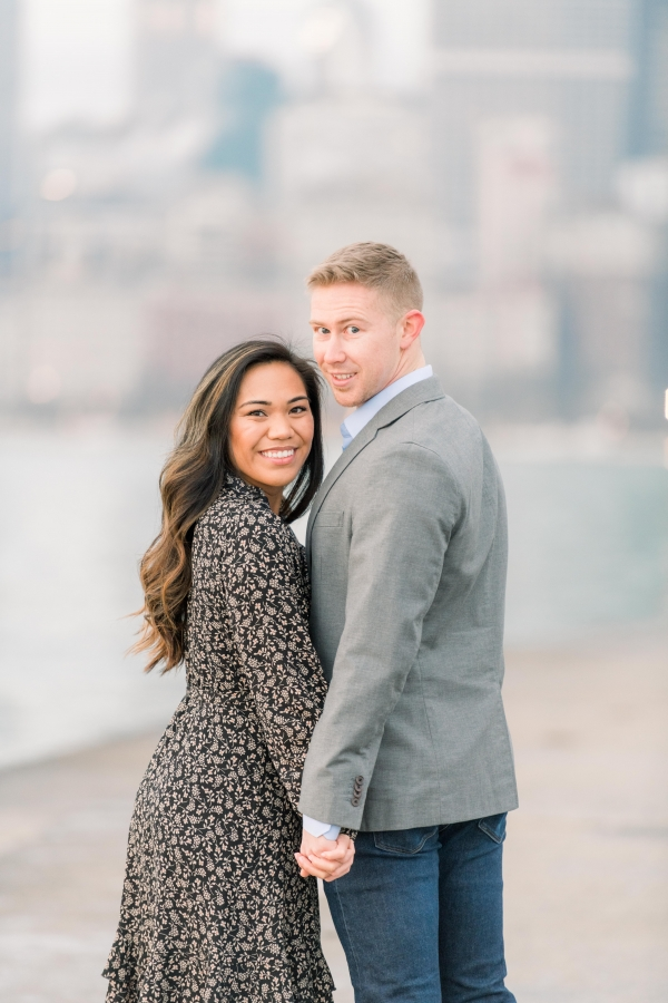 Melissa-Chris-North-Ave-Beach-Lincoln-Park-Chicago-Engagement-13