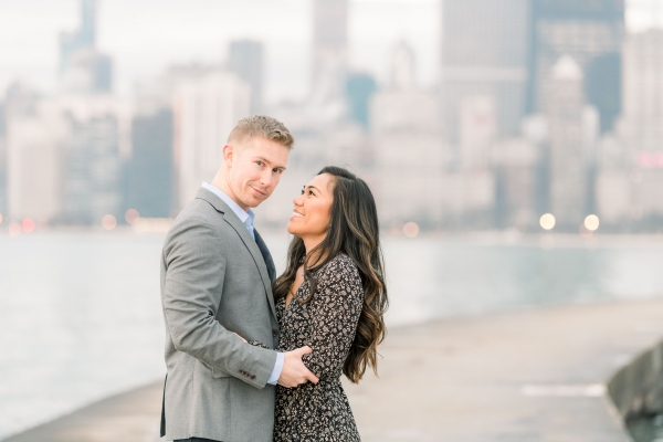 Melissa-Chris-North-Ave-Beach-Lincoln-Park-Chicago-Engagement-18