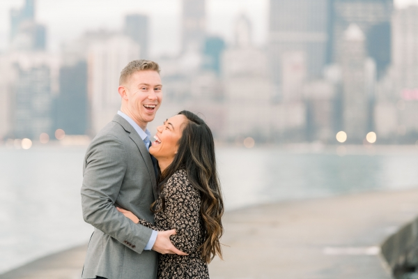 Melissa-Chris-North-Ave-Beach-Lincoln-Park-Chicago-Engagement-19