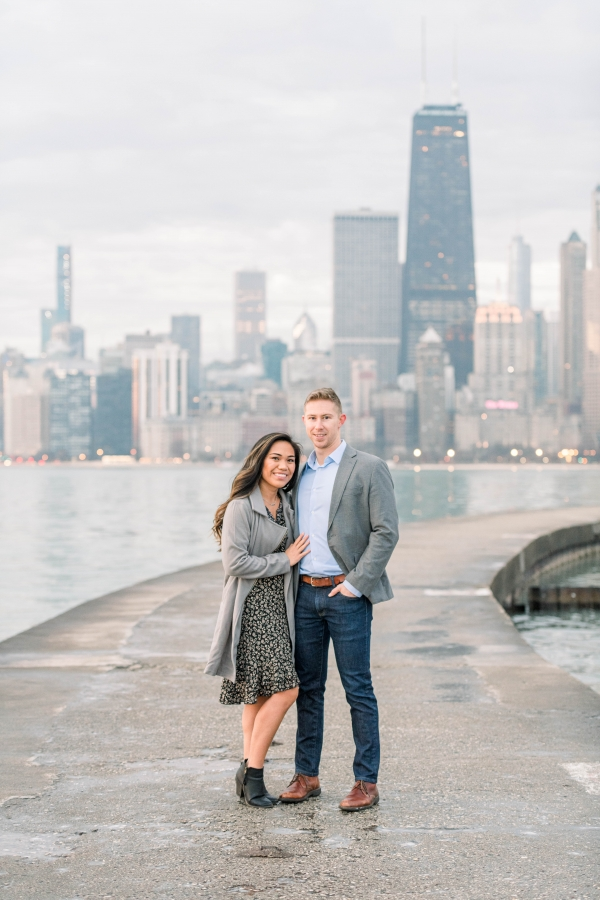 Melissa-Chris-North-Ave-Beach-Lincoln-Park-Chicago-Engagement-3