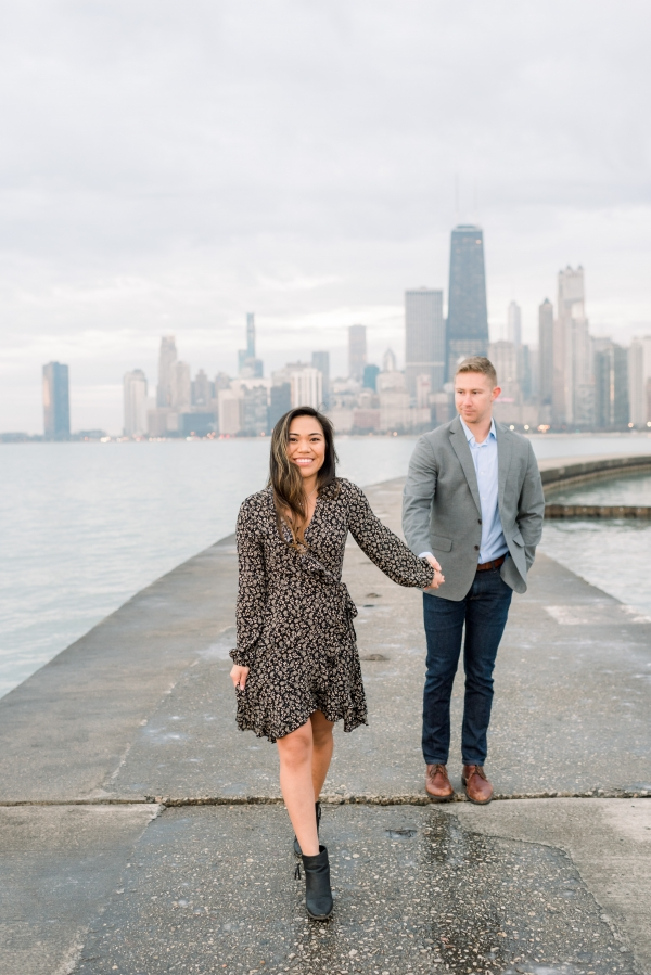 Melissa-Chris-North-Ave-Beach-Lincoln-Park-Chicago-Engagement-30