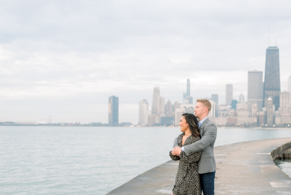 Melissa-Chris-North-Ave-Beach-Lincoln-Park-Chicago-Engagement-37