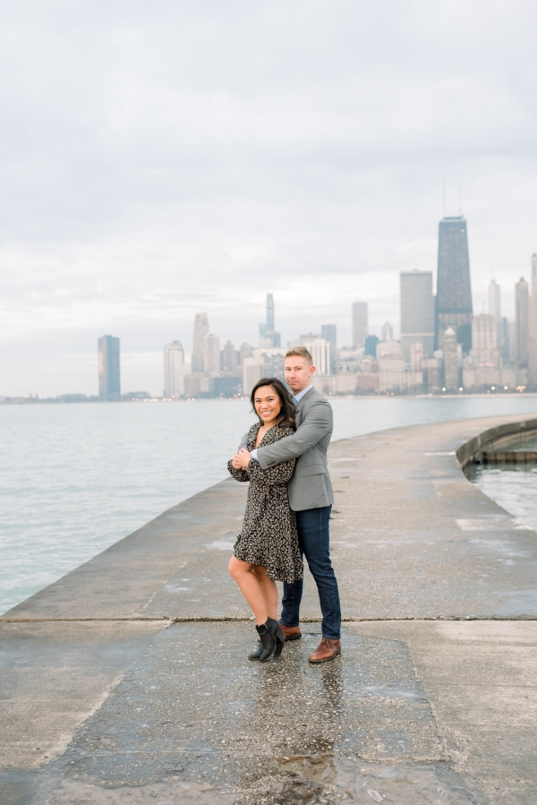 Melissa-Chris-North-Ave-Beach-Lincoln-Park-Chicago-Engagement-39