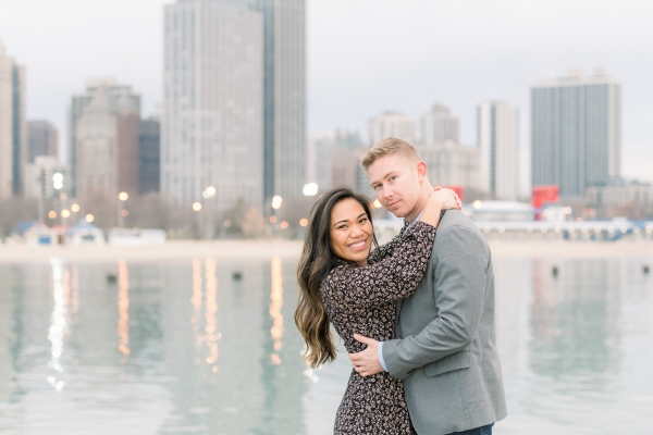 Melissa-Chris-North-Ave-Beach-Lincoln-Park-Chicago-Engagement-46