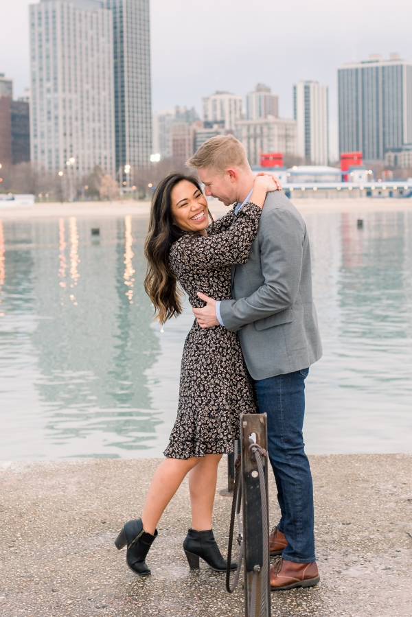 Melissa-Chris-North-Ave-Beach-Lincoln-Park-Chicago-Engagement-47
