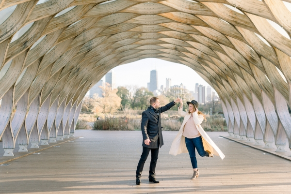 Fall Engagement in the Windy City